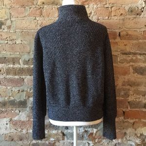 7cc17ce437742 Athleta Sweaters - Athleta swissvale bomber sweater size M